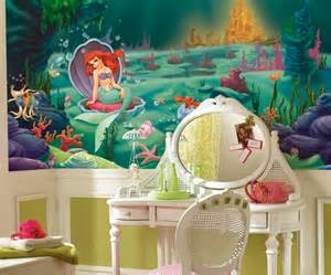 Little Mermaid Bedroom Decor Mermaid Bedrooms The Home Touches