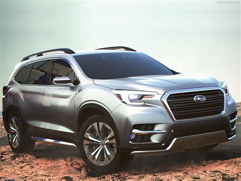 subaru concept 2017 subaru ascent suv concept 2017 picture 1 of 27 1280x960
