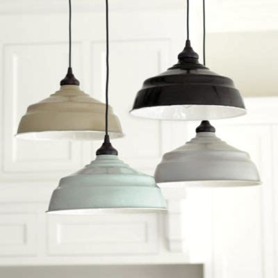ls plus custom shades in light adapter with large industrial metal shade