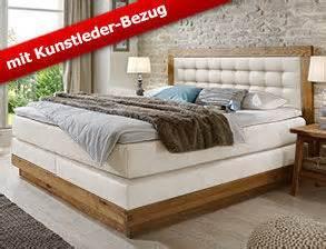 Betten Reduziert by Boxspringbetten Aus Massivholz G 252 Nstig Kaufen Betten De