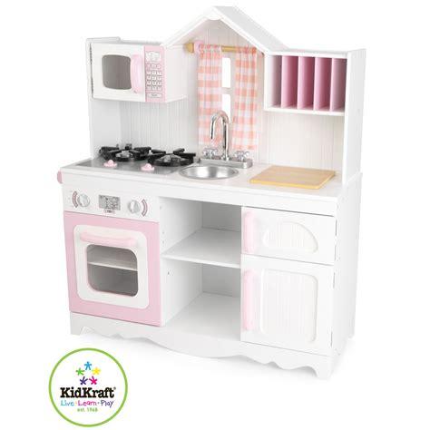 amazon cuisine kidkraft nowoczesna kuchnia dla dzieci country 53222