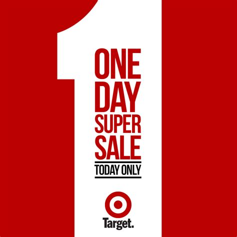 day sale target one day sale