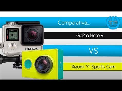 Gopro 4 Vs Xiaomi Yi Comparativa Gopro 4 Vs Xiaomi Yi Sports Mp3 Mp4 Webm