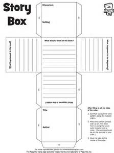 story report template book report cube homeschooling for m