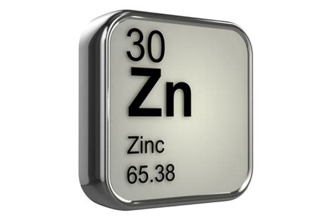 zinco tavola periodica small increase in dietary zinc stops dna from deteriorating