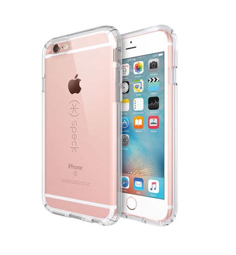 speck candyshell funda iphone 6 6s transparente