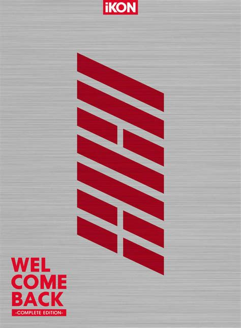album ikon welcome back complete edition