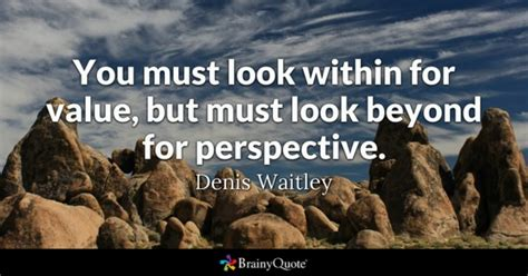 Perspective Is Reality Quote