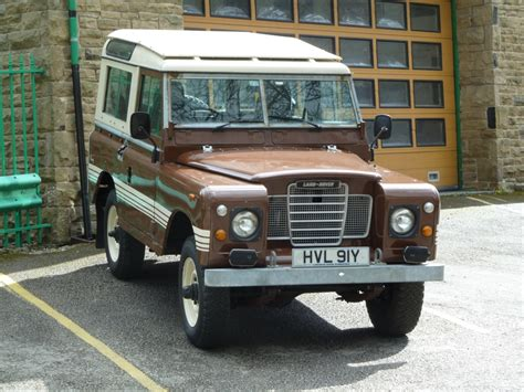 colorado land rover hvl 91y 1982 land rover series 3 county heading for