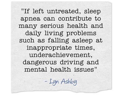 How Sleep Apnea Can Hurt A Relationship sleep disorder quotes quotesgram