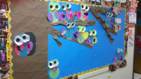 Owl Play Time holidays preschool playtime