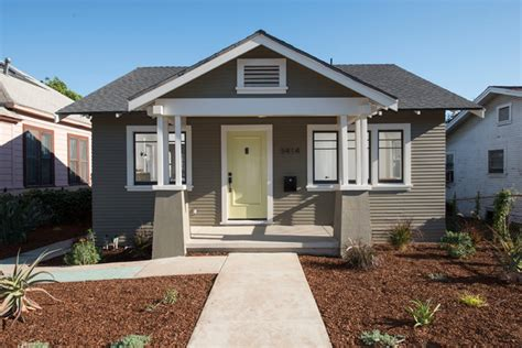craftsman house remodel jefferson park bungalow remodel craftsman exterior los angeles by artcraft homes llc