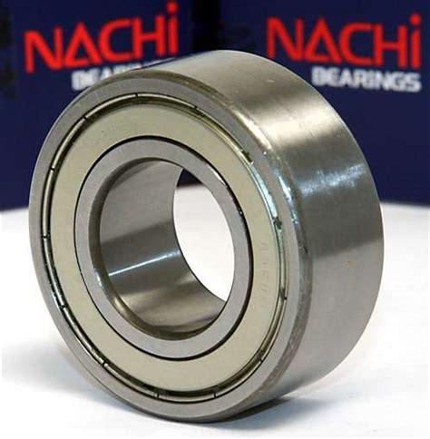 Bearing Nachi 6205ze Nachi Bearing One Shield Japan 25x52x15