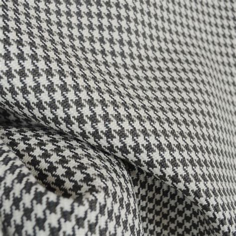 houndstooth upholstery d2924 houndstooth charcoal upholstery fabric by the yard