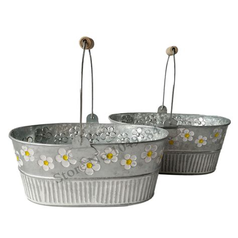 metal planters compare prices on metal planter pots shopping buy