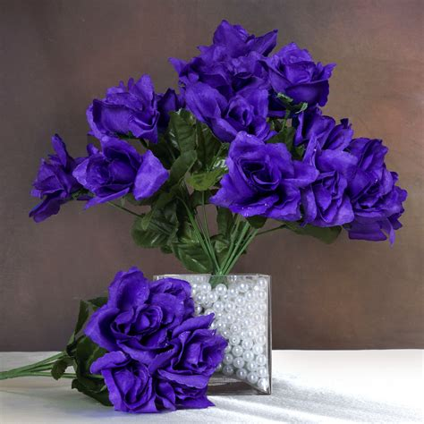 discount wedding flowers 252 open roses wedding wholesale discount silk flowers