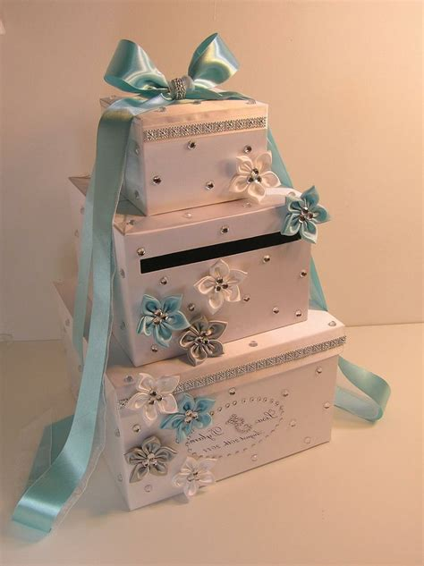 Gift Card Box For Wedding Reception - wedding gift card box google search wedding ceremony reception