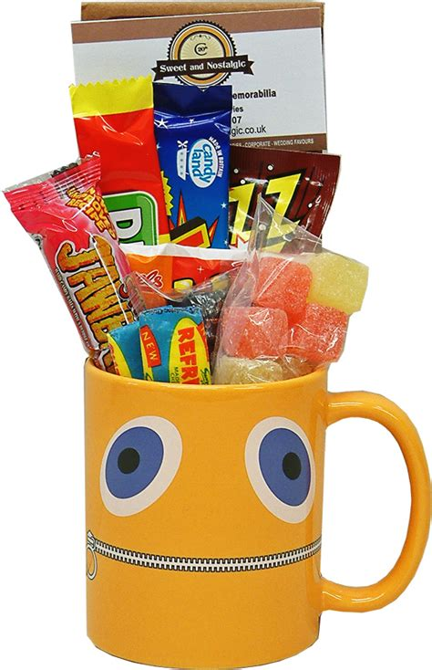 Kitchen Tea Food Ideas zippy face mug with without a choc full portion of 70 s or