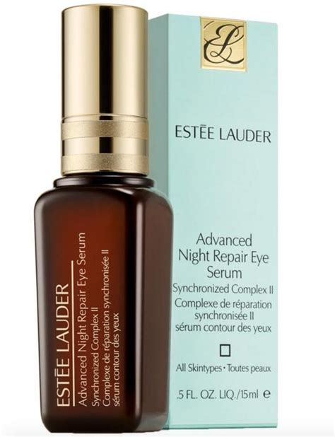 Estee Lauder Repair Serum the most dynamic eye creams for banishing circles
