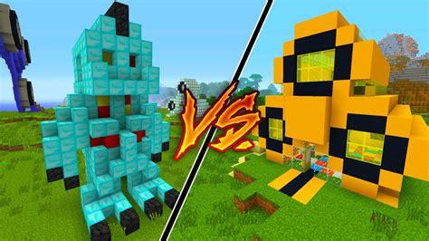 fidget house fidget spinner house vs diamond house in minecraft youtube