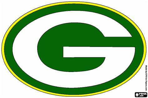green bay packers football coloring pages 2017 2018