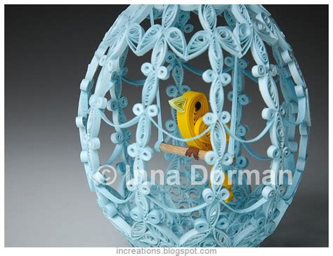 quilling egg tutorial inna s creations birdcage easter egg quilling