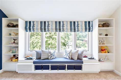 bedroom window seats with storage photo page hgtv