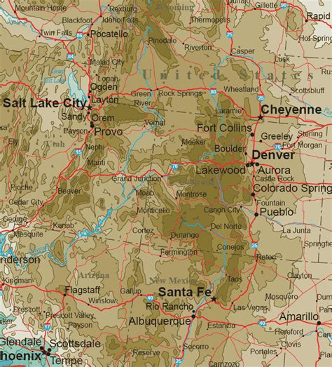 rocky mountain map rocky mountains images