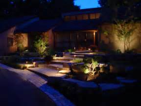 Outdoor Landscape Lighting Ideas Landscape Lighting Heath Professional Landscaping