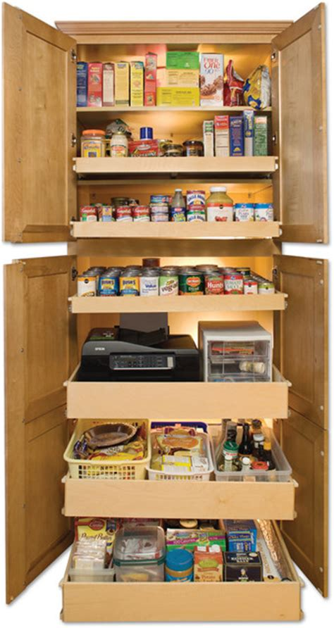 Roll Out Pantry Shelves by Pantry Pull Out Shelves Other Metro By Shelfgenie National