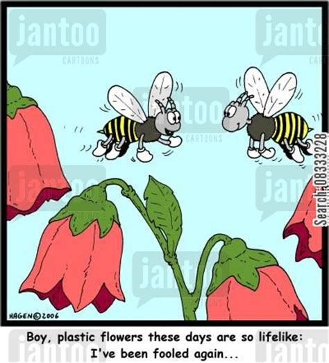 May Been Again by Collecting Pollen Humor From Jantoo