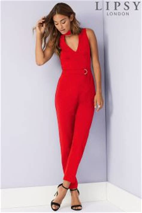 Buy Women's jumpsuits and playsuits Jumpsuit Red from the