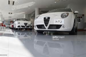 Fiat Owned Brands Inside Fiat Spa S Alfa Romeo Dealership Getty Images