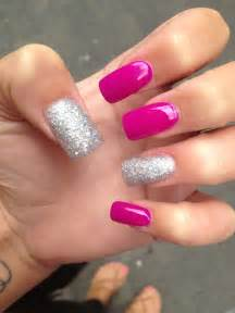 acrylic nail design my style pinterest