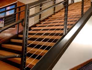 tensiline commercial cable railings sc railing company