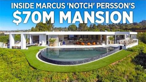 markus persson house inside markus quot notch quot persson s 70m mansion