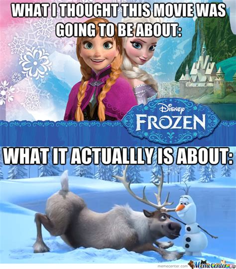 Frozen Birthday Meme - disney frozen by yayayaya meme center