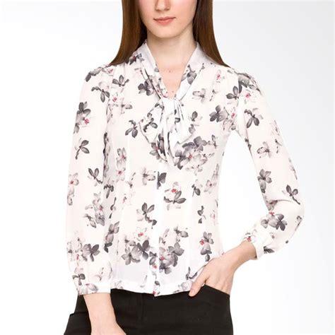 Celana Wanita Ij Light Flower koleksi fashion wanita dress baju atasan motif bunga blibli blibli