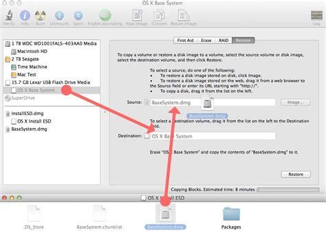 Mavericks Usb Installer how to install os x mavericks from usb flash drive appducate