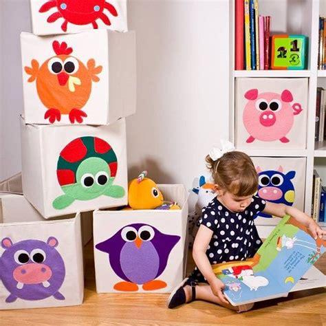 decoracion de cajas de carton para guardar ropa cajas de almacenaje para guardar juguetes de keeddo