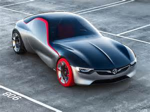 Opel Cars Opel Gt Concept Car Design