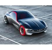 Opel GT Concept  Car Body Design