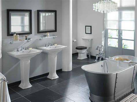 gray bathroom decorating ideas contemporary bathroom sterling carpentry