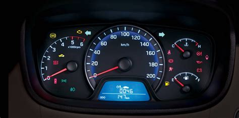 Interior Home Wallpaper hyunda xcent speedometer