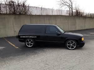 Chevrolet Tahoe 2 Door 1996 Chevrolet Tahoe Lt Sport Utility 2 Door 5 7l