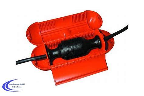 Kabel Telepon Outdoor kabel outdoor garten safebox f 252 r verl 228 ngerungen schuko