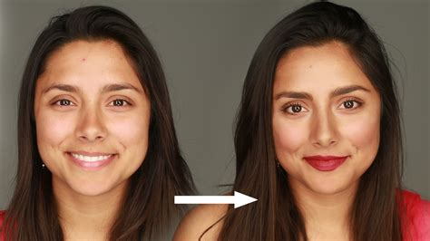 make up ideas for a 48 yr old woman women learn how to do makeup for the first time youtube