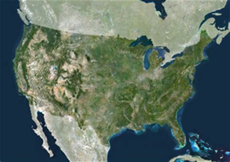 map usa states satellite maps united states map satellite
