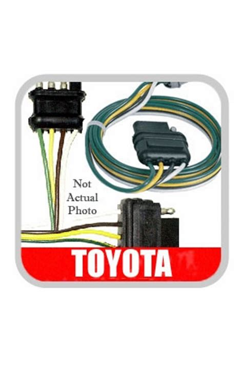 trailer wiring harness install toyota tacoma etrailer