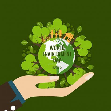 Michigan Mba Environmental Science by Conceito Do Dia Do Meio Ambiente Mundial Green Eco Earth
